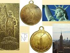 United States-USA (Medal-New York) Statue of liberty
