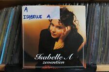 """7"""" Single Isabelle A - Zeventien / Superverliefd"""