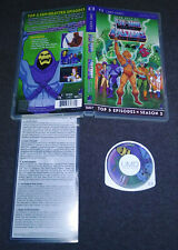 He-Man and the Masters of the Universe Top 5 Episodes Season 2 UMD PSP OOP RARE