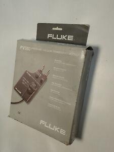 Fluke PV350 0-500 PSI Pressure / Vacuum DMM Multimeter Transducer Module