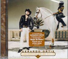 Gerardo Ortiz CD NEW Archivos De Mi Vida ALBUM El Nuevo 16 Exitos y MAS !