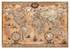 Puzles y rompecabezas de color principal marrón, número de piezas 1000 - 1999 piezas