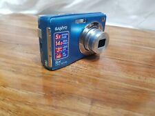 #B) Sanyo S1415 14.0 MP Digital Camera Blue