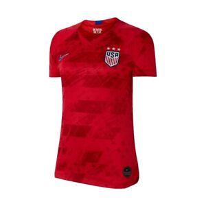 Nike Women's USA Soccer Team Away Jersey Shirt Size Medium