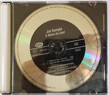 Joe Sample......X Marks The Spot....CD Promo Single