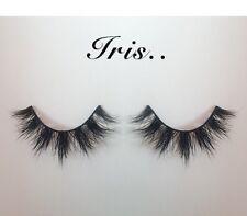 LASHES Luxury Real Mink False Eyelashes- 100% High Quality Mink Eyelash IR