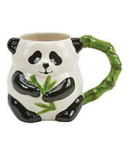 Boston Warehouse Earthenware Mug, Panda