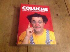 DVD - Coluche - Quand je serai grand je serai con [+ 2 Livres] -