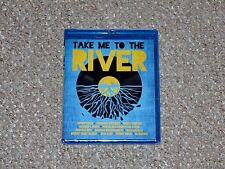 Take Me to the River Blu-ray 2016 Brand New Martin Shore Shout Factory