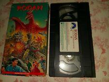 Rodan (VHS) Kenji Sawara