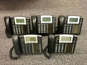 Grandstream GXP2110 HD IP UK Desk Phone with Power Cable **5 UNITS AVAILABLE**