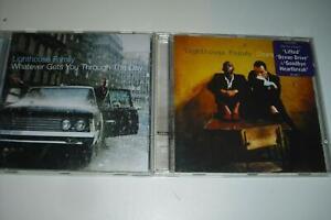 2 CD Pack Light House Family aus Funk Soul CD #LB270MJ