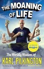 Karl Pilkington 'The Morning Of Life' Worldly Wisdom (hardback)