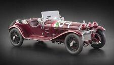 CMC 1:18 1930 Alfa Romeo 6C 1750 Gran Sport Mille Miglia Nuvolari/Guidotti M-141