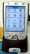 Hp iPaQ H2215 Color Lcd Pocket Pc Pda Unit 64Mb H-2215 Dual Expansion Slots Mp3