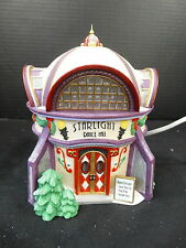 Department 56 Lighted Building ~ North Pole ~ Starlight Dance Hall ~ Iob ~ 56742