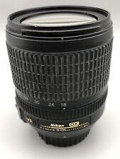 Nikon Nikkor 18-105mm F/3.5-5.6 G Aspherical ED IF DX AF-S VR AF Lens