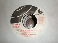 Merry Clayton 45 Keep Your Eye On The Sparrow ODE PROMO