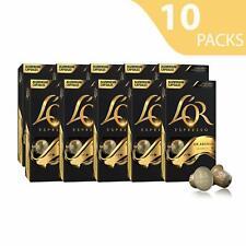 L'OR Café Or Absolu - Capsules compatibles avec Nespresso, 100 boissons