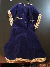 New listing Barbie Vintage Purple Psychedelic Flower Trim Dress 1960s Rare