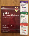 CGP GCSE COMBINED SCIENCES FOR AQA (GRADE 9 -1) REVISION GUIDE & QUESTION CARDS