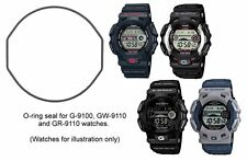 Casio O-Ring Watch caso sello-DW-9700, DW-9701, G-9100, GR-9110, GW-9100, GW-9125