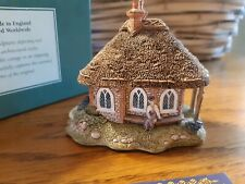 Lilliput Lane Pipit Toll 1995 W/ box&deed Excellent Condition
