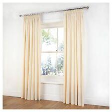 Satin Ready Made Curtains & Pelmets