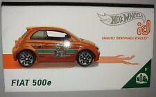 HOT WHEELS id: FIAT 500e