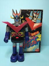 "Vintage 70s Popy Tin toys "" GREAT MAZINGER "" bullmark masudaya takatoku"