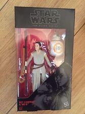 Star Wars Black Series Action Figure- Rey