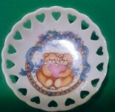 Lucy & Me Bears 3 Inch Decorative Bowl Lucy Rigg Enesco