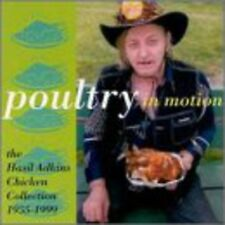 Hasil Adkins - Poultry in Motion [New CD]