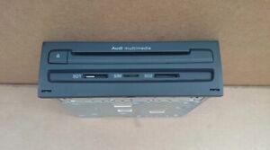 Audi Navi A8 D4 MMI 3G + Audio Multimedia HDD Navigation Steuergerät 4H0035670A