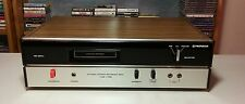 vintage Pioneer H-R88 8 Track Stereo Deck play record works..free ship