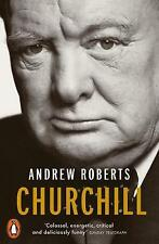 Churchill Walking with Destiny by Andrew Roberts 9780141981253 | Brand New