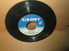 RAMSEY LEWIS TRIO - MOVIN' EASY / HANG ON SLOOPY rare 45 rpm Jazz CADET VG+