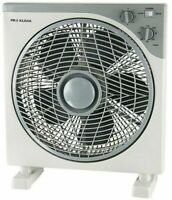 Pro Klima Bodenventilator Windmaschine Ventilator Tischventilator Kühlgerät 50 W
