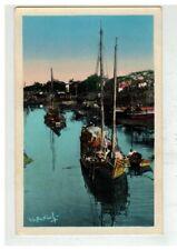TONKIN INDOCHINE VIETNAM SAIGON #18520 HAIPHONG UN COI DU CANAL BONNAL