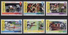 Isle of Man 2002 Commonwealth Games set fine fresh MNH
