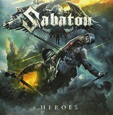 Heroes [LP] by Sabaton (CD, May-2014, Nuclear Blast (USA))