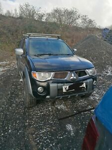 MITSUBISHI L200 2.5 DiD 2006 - ONWARDS FOR BREAKING