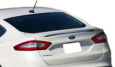 PAINTED FORD FUSION SEDAN FACTORY STYLE REAR WING SPOILER 2013-2017