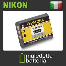 EN-EL11 Batteria PATONA SOSTITUISCE Nikon ENEL11 EN-EL11 (SP2)