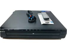 Sony DVP-NC800H 5 Disc CD/DVD Player 5 Disc Carousel Changer Cords And Remote
