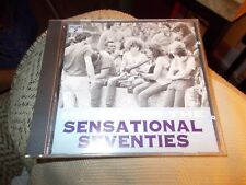 HITS FROM THE SENSATIONAL SEVENTIES CD