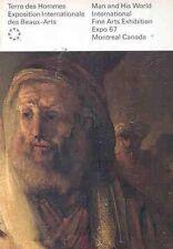 Man And His World International Fine Arts 67 Art book