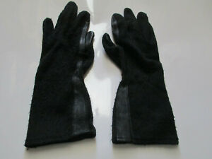 US Military Type GS/FRP-2 Black Flyer's Summer Gloves - Multiple Sizes