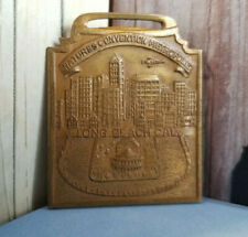 Vintage Natures Convention Metropolis Long Beach Ca Watch or Luggage Fob