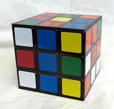Rubic / Rubiks Cube Design Stash / Trinket / Storage Tin  - BNWT